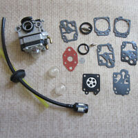 Carburetor & Carb Rebuild Kit F Briggs & Stratton 696949 699830 String Trimmer