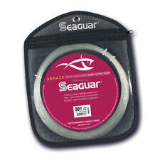 Seaguar AbrazX 100% Fluorocarbon Musky/Pike Leader 90lb