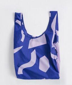 BAGGU CUTOUT Standard Size Reusable Bag - NWT - Discontinued Pattern