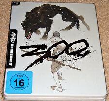 300 Limited Edition Mondo Steelbook / Import / Blu Ray /WORLDWIDE SHIPPING