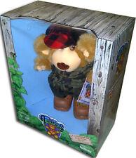 "Furskins 14"" J. Livingston Clayton™ Scout Plush Bear *Vintage 1985* NEW! MISB!!"
