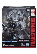 Transformers Blackout  Leader Class Studio Series 08 Decepticon Action Figure