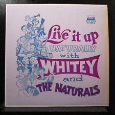 Whitey And The Naturals - Live It Up Naturally LP Mint- SLP-3300 Chicago Polka