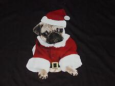 PUG CHRISTMAS CUTE  Dog Lover   NEW / TAG   T-Shirt  sz.... XXLarge XXL  2XL