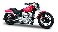 Harley-Davidson 2016 Breakout rot 1:18 Motorrad Modell die-cast model