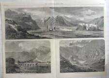 1865 Sketches Of Kashmir And Little Tibet, Baramula