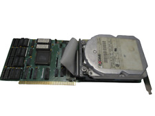 Vintage Commodore Amiga A2091 RAM & SCSI Hard Drive Controller Card for 2000 AND