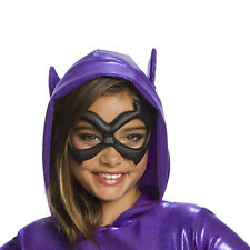 Kids Batgirl Mask Eye Batwoman Bat Girl Super Hero Cosplay Mask Costume Gift