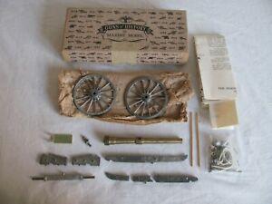 Marine Model Guns of History Whitworth Breech Loading Rifle Cannon Kit #1128