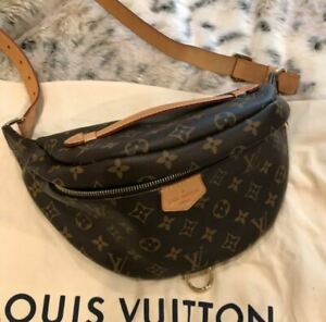 Louis Vuitton Bumbag Fanny Pack Monogram Shoulder Bag