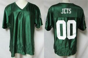 New York Jets Women's Size X-Large 00 Jersey A1 3990