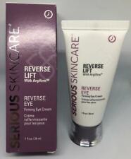 Serious Skincare Double Size Reverse Lift Firming Eye Cream 1 Oz