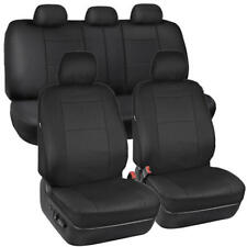PU Vinyl Leather Car Seat Covers