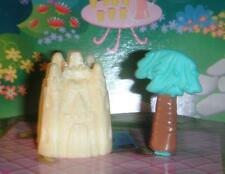 Beach Sand Castle Palm Tree  fits Fisher Price Loving Family Dollhouse Dolls