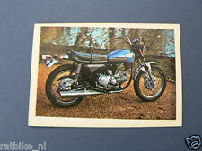 VDH-020 AMF HARLEY-DAVIDSON SS350 MOTOR  PICTURE STAMP ALBUM CARD,
