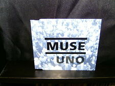MUSE – UNO - RARE AUSTRALIAN CD SINGLE NM
