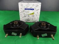 GENUINE SSANGYONG MUSSO SPORTS UTE 5CYL 2.9L TURBO DIESEL FRONT ENGINE MOUNT 2EA