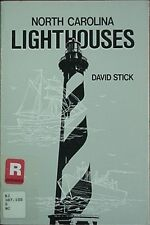NORTH CAROLINA LIGHTHOUSES, 1980 BOOK (CAPE HATTERAS LIGHTHOUSE CVR