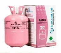 R410a, R410a Virgin, Factory Sealed Refrigerant 25lb tank. New Factory Sealed