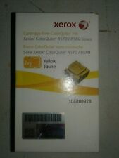 Xerox ColorQube 8570 8580 Ink YELLOW 108R00928 OEM NIB