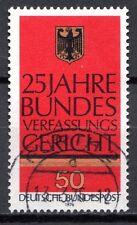 Germany - 1976 25 years national court Mi. 879 FU