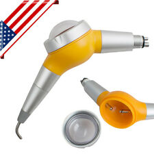 Dental Air Flow Teeth Polishing Polisher Handpiece Hygiene Prophy Jet 4 Hole 4H