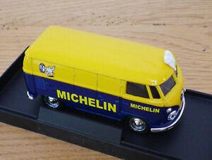 VEREM / SOLIDO V7101:43 Volkswagen VW T1 Combi MICHELIN  / Bulli