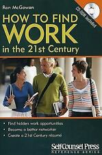 How to Find Work: in the 21st Century-ExLibrary