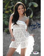 Jaslyn Ome Signed 8x10 Photo PSA/DNA April 2013 Playboy Playmate Picture Auto 6