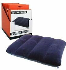 Milestone Inflatable Pillow Camping Caravan Motorhome Festival 43 x 26 x 10 FX1