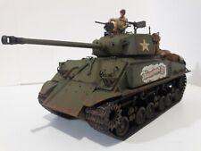 """1/35 built Dragon Sherman easy eight """"thunderbolt"""""""