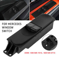 Master Electric Driver Side Window Switch For Mercedes-Benz VIANO VITO W639