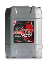 HYPERDRIVE 5W20 5W 20 5W/20 ECO FE FULLY SYNTHETIC ENGINE OIL 20L