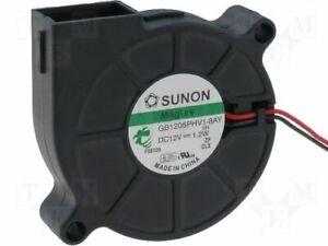 Sunon Radial Lüfter 50x50x15mm MF50151VX-A99 DC 12V 6000 U/min 42dBA Vapolager