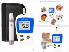 Blood Glucose Starter Kit Glucometer Sugar Meter Monitor Diabetes Test Strip 50+