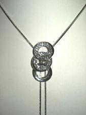 XXL Lang Modekette Mehrreihige Filigran Kugel  Bettelkette Halskette Gold 25