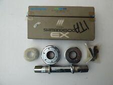 SHIMANO NEW 600 EX BB-6207 BOTTOM BRACKET ITALIAN THREAD - NOS - NIB