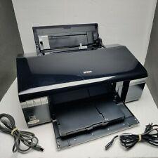 Epson Stylus Photo R280 Color Inkjet Printer *No INK* BC