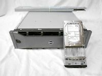Dell EqualLogic PS4000XV 16x 600GB 15K SAS PS4000 ISCSI SAN Storage System 0VX8J