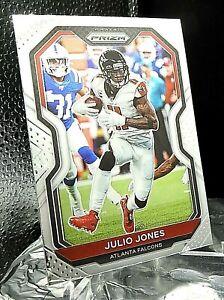 #225 Julio Jones - Atlanta Falcons - Panini PRIZM NFL 2020 - Base