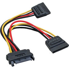 Festplattenkabel/Adapter mit SATA-Buchse auf SATA-Stecker