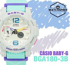Casio Baby-G G-LIDE Series BGA180-3B AU FAST & FREE