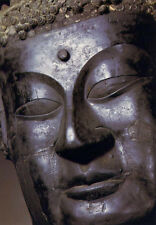 Daibutsu≈Giant Buddha Statue≈7th Century≈Buddhism Japan Sculpture POSTCARD