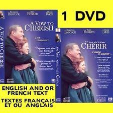 DVD  A Vow To Cherish/Un Voeu Qu'il Faut Chérir(Canada)