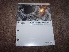 2004 Harley Davidson FXSTDSE2 Softail Screamin Eagle Deuce Parts Catalog Manual