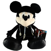 Kingdom Hearts King Mickey Plush Doll Figure Ichiban Kuji OFFICIAL /0836