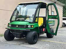 ;;;;;;;;;;FULLY INCLOSED JOHN DEERE HPX GATOR 4X4 GAS WITH HEATER ;;;;;;;;;