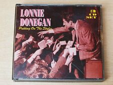 Lonnie Donegan/Putting on the Styles/1992 CD Album