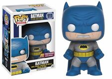 Funko Pop! DC Heroes The Dark Knight Returns Batman (Blue) Vinyl Action Figure