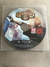 BioShock Infinite (Sony PlayStation 3, 2013) Game Only. No Case